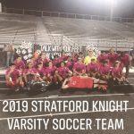Boys Soccer: Knights Set to Begin Playoff Run