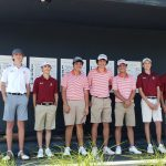 Boys Varsity Golf finishes 4th place at Region Golf Tournament