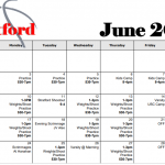 Boy's Basketball Sets Summer Schedule