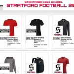 Football Launches Team Store: Orders Due By August 28th