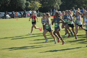 Cross Country at Warrior Invite