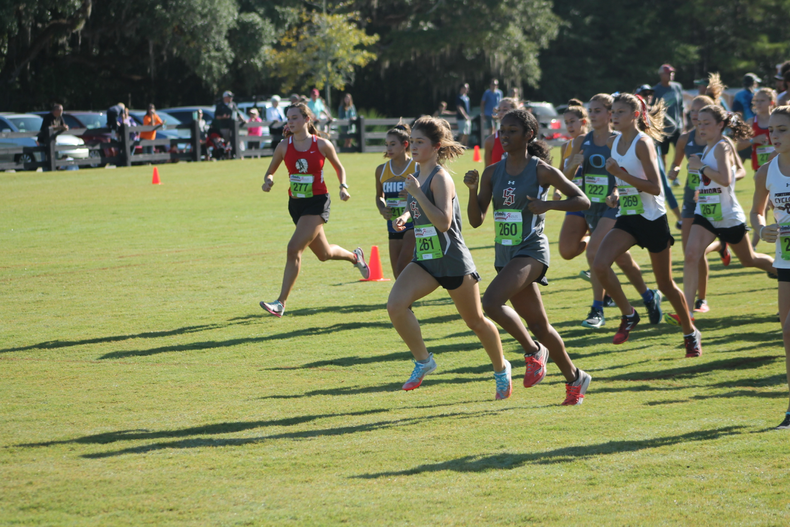 Waccamaw Warrior Invite – First Big Test For Knights