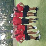Girls Varsity Golf finishes 8th place at 5A Lower State Golf Tournament