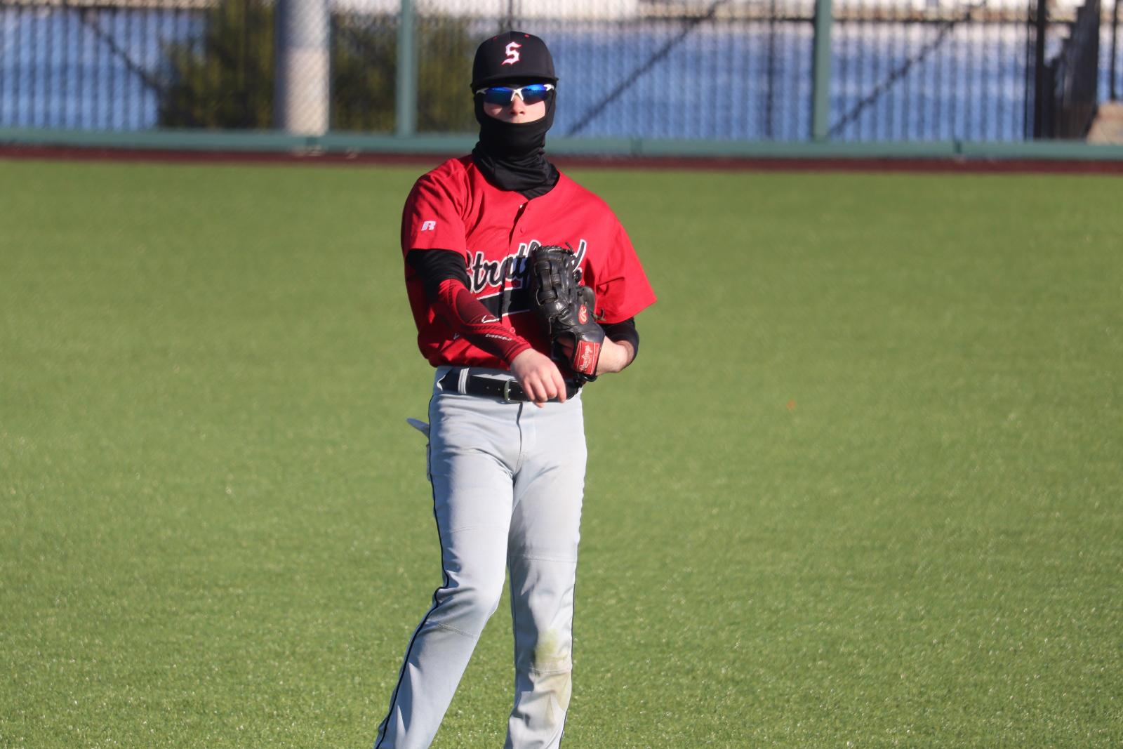 Senior Spotlight: Carter Smith (Baseball)