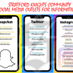 Knights Stay Connected