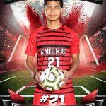 Senior Spotlight: Anderson Alvarado (Boys Soccer)