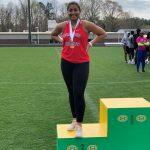 Senior Spotlight: Marissa Liggins (Girl's Track & Field)