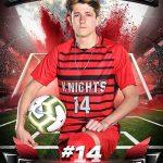 Senior Spotlight: Jordan Ray (Boy's Soccer)
