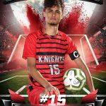 Senior Spotlight: Ali Quzah (Boy's Soccer)