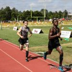 Senior Spotlight: Tamir Simons (Boy's Track & Field)