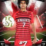 Senior Spotlight: Rish Desai (Boy's Soccer)