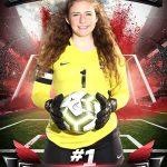Senior Spotlight: Allie Veazey (Girl's Soccer)