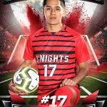 Senior Spotlight: Raul Martinez (Boy's Soccer)