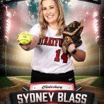 Senior Spotlight: Sydney Blass (Softball)