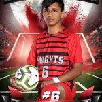 Senior Spotlight: Julio Viveros (Boy's Soccer)
