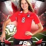 Senior Spotlight: Danielle Garner (Girl's Soccer)