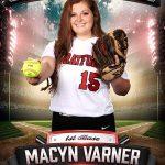 Senior Spotlight: Macy Varner (Softball)
