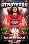 Senior Spotlight: Saif Quzah (Boy's Soccer)