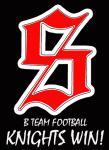 B-Team Knights Defeat Summerville 13-6 Wednesday Night