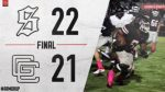 Knights Erase 21 Point Defecit; Defeat Crosstown Rival Goose Creek 22-21