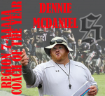 McDaniel Selected Region 7-AAAAA Football Coach of the Year
