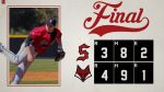Late Score Costs Knights Against Ashley Ridge; Lose 4-3