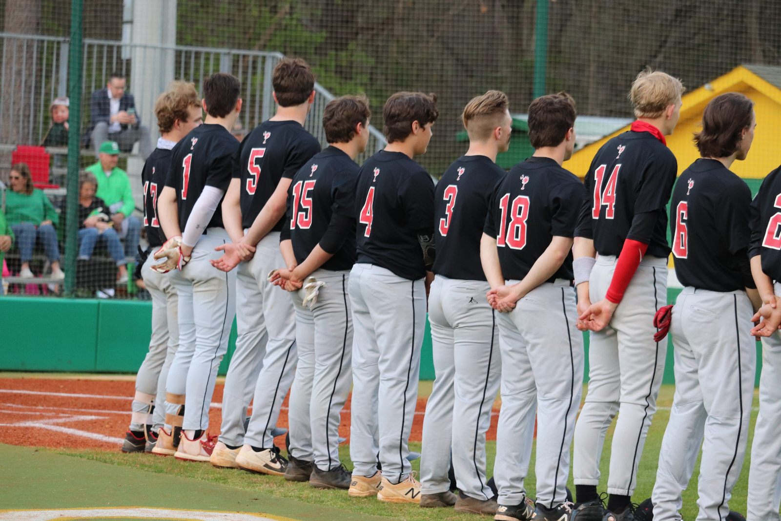 Baseball: Varsity Knights @ Summerville 3/24/2021