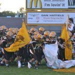 WJ Football Beats Mechanicsburg