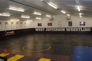 Wrestling Facilities