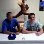 Ferguson Signs with Dodgers