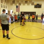 WJ Wrestling Camp