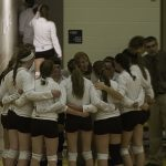 Volleyball takes on Marion Elgin