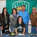 Taylor Bowman Signs with OU