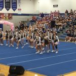 WJ Cheerleaders Take First in Cheer Competition