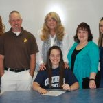 Annie Haenszel Signs With Columbus State