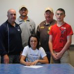Madison Gatley Signs with Marietta
