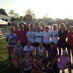 HS Girls Soccer Team 5K Run