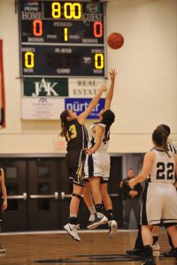 HS Girls Basketball 2016