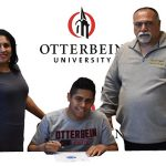 Damir Pereira Going to Otterbein