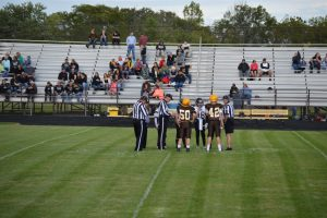 7th Grade Football: WJ vs Whitehall