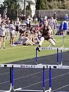 2018 MS Track