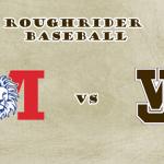 Roughrider HS Baseball: **UPDATE** WJ vs Marysville Scrimmage