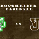 Boys Varsity Baseball falls to Madison Plains 8 – 4