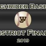 HS Baseball: WJ vs Northridge- District Finals