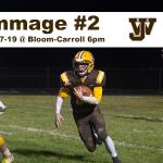 HS Football: WJ vs Bloom-Carroll Scrimmage