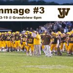 HS Football: WJ vs Grandview Scrimmage