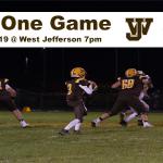 HS Football: WJ vs Lockland