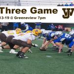 HS Football: WJ vs Greeneview
