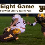Boys Varsity Football falls to West Liberty Salem 42 – 39