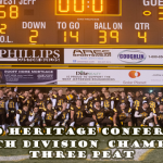 HS Football: OHC North Division Champs